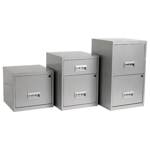 Pierre Henry A4 1 Drawer Steel Filing Cabinet ...
