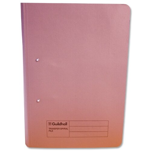 Transfer Spring Files Foolscap Buff Capacity 38mm Pack 50