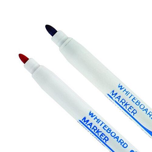 Bic Velleda Drywipe Marker Bullet Tip 1.5mm Line Assorted Colours Pack of 8