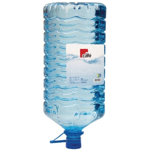 Water Bottle For Office: MyCafe Water Cooler Bottled Water Recyclable 15L 0201005