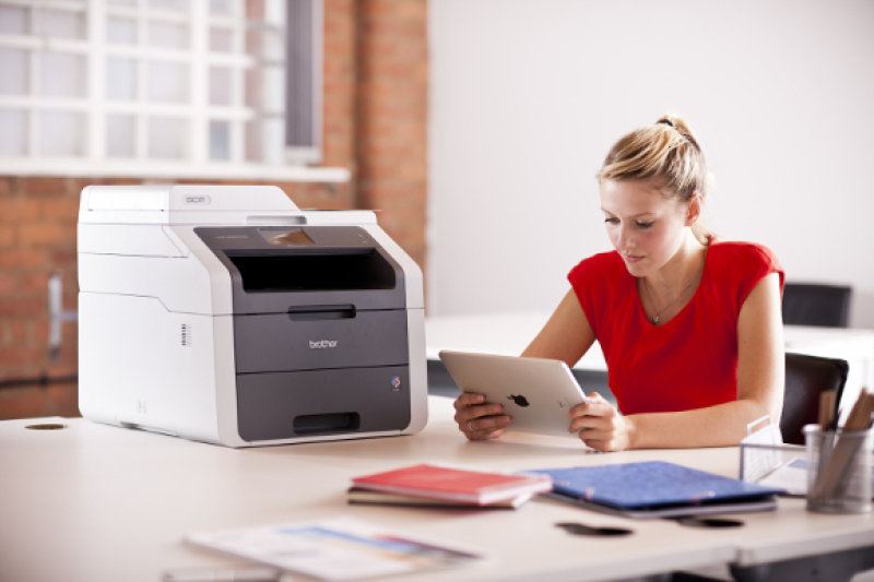 Brother DCP-9020CDW High Speed 3 in 1 Colour Laser Printer