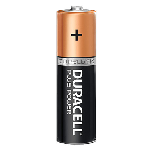 duracell plus alkaline aa battery 1 5v plus power aa 5 3 free pack 8. Black Bedroom Furniture Sets. Home Design Ideas