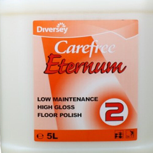 Diversey Carefree Eternum High Gloss Floor Polish 5 Litres