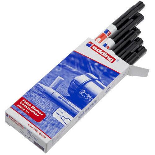 Edding 751 Paint Marker Fine Bullet Tip 1-2mm White