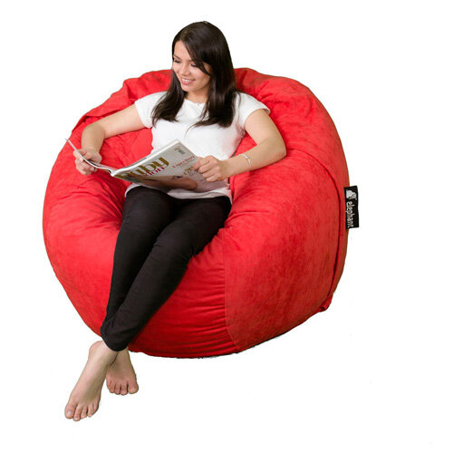 Elephant Kumo Round Bean Bag