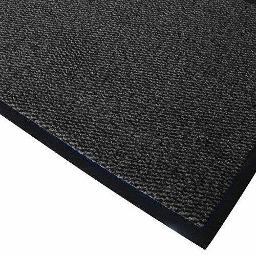 Dust Control Door Mat Polypropylene 600mmx900mm Black And