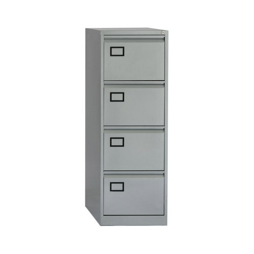 4-Drawer Filing Cabinet Grey SPECIAL OFFER Jemini By Bisley ...