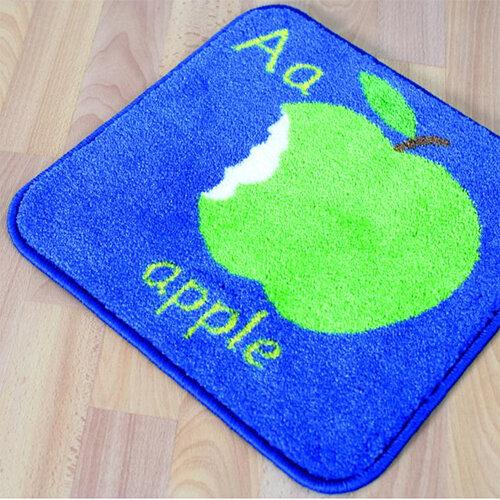 Alphabet Mini Placement Carpet Tiles