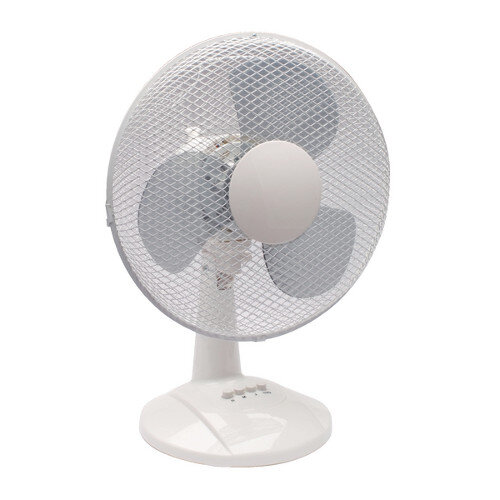 Office Desk Fan : Office desk fan inch mm q connect huntoffice ie
