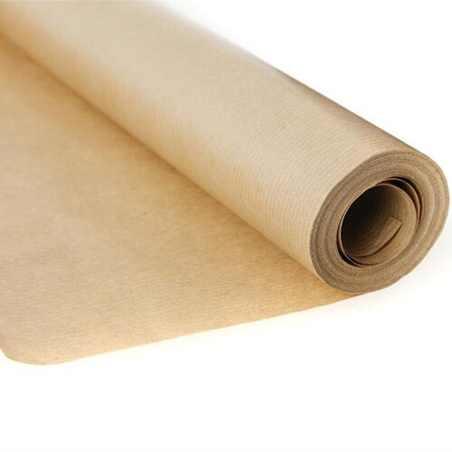 "1000 mm//40/"" Wide Strong Brown CORRUGATED CARDBOARD Kraft Paper Rolls for Packing"