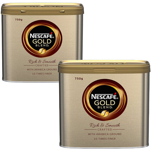 Nescafe Gold Blend Instant Coffee 750g ...