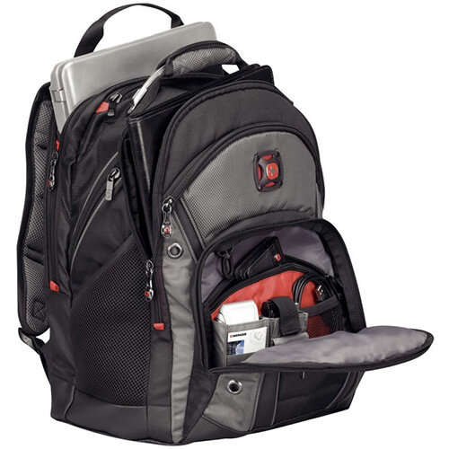 Wenger 600635 Synergy 16in Laptop Backpack Huntoffice Ie