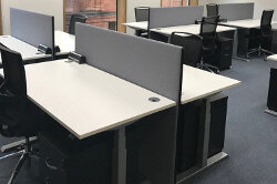 Advance Systems Office Fitout Project Completed in Dublin