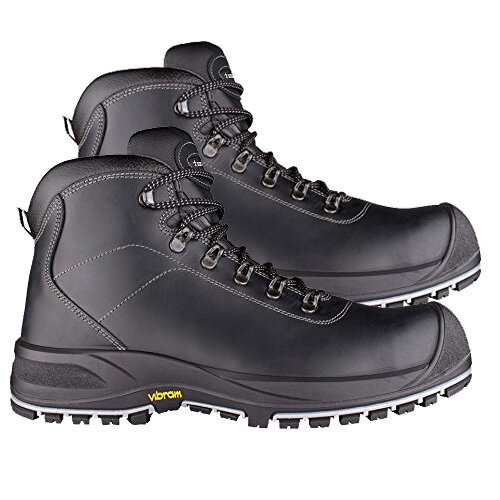 Snickers SG7400242 Apollo S3 Safety Boot 42 Black