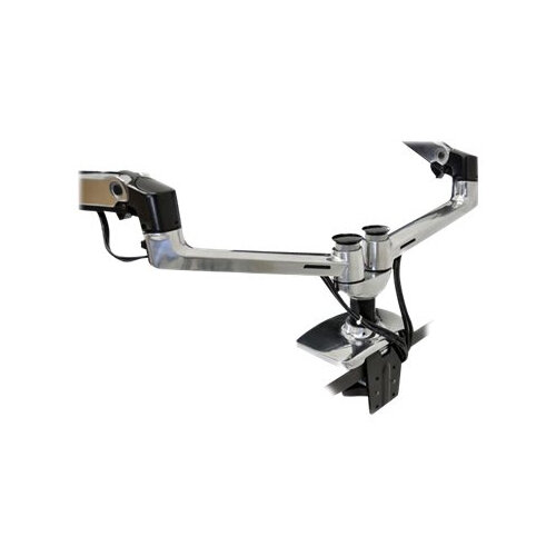 Ergotron Lx Dual Side By Side Arm Mounting Kit Desk