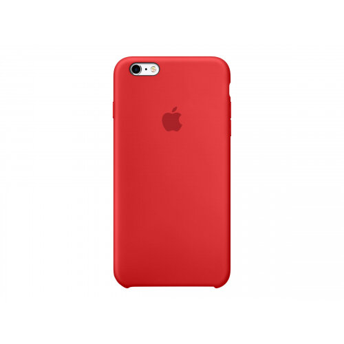 sito affidabile 1ac37 af08e Apple (PRODUCT) RED - Back cover for mobile phone - silicone - red - for  iPhone 6 Plus, 6s Plus