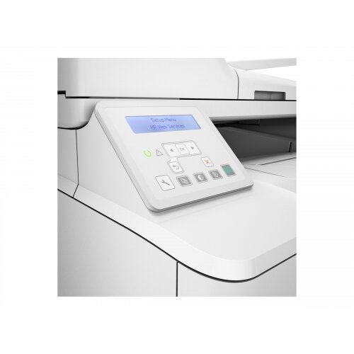 HP LaserJet Pro MFP M227sdn All-In One Multifunction Mono Laser Printer -  Print, scan, copy, and fax - Get more pages, performance, and protection