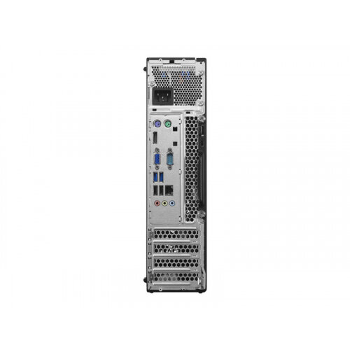 Lenovo ThinkCentre M700 10GT - SFF - 1 x Core i5 6400 / 2 7 GHz - RAM 8 GB  - SSD 256 GB - TCG Opal Encryption - DVD SuperMulti - HD Graphics 530 -