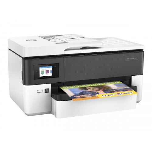 HP Officejet Pro 7720 Wide Format All-in-One - Multifunction printer -  colour - ink-jet - 216 x 356 mm (original) - A3 (media) - up to 34 ppm