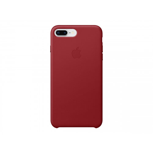 Apple (PRODUCT) RED , Back cover for mobile phone , leather , red , for  iPhone 7 Plus, 8 Plus