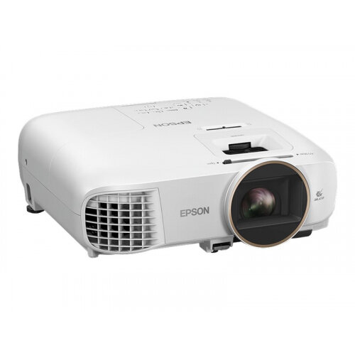 Epson EH-TW5650 - LCD projector - 3D - 2500 lumens (white) - 2500 lumens  (colour) - Full HD (1920 x 1080) - 16:9 - 1080p - 802 11n wireless /  Miracast