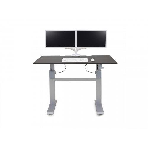 Ergotron Workfit Dl Sit Standing Desk Mobile Office