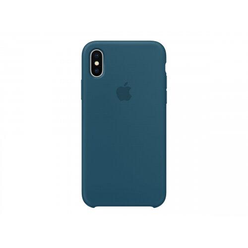custodia iphone x silicone apple