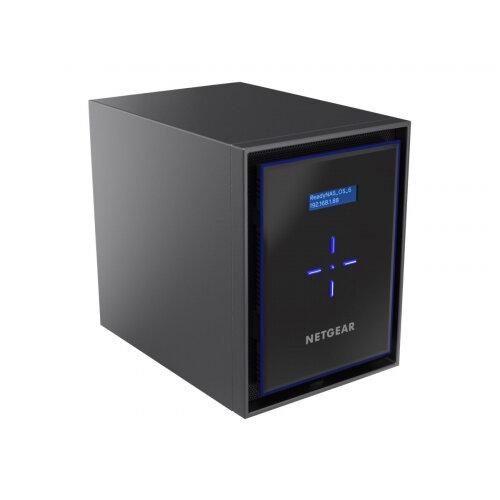 NETGEAR ReadyNAS 426 - NAS server - 6 bays - SATA 6Gb/s - HDD 4 TB x 6 -  RAID 0, 1, 5, 6, 10, JBOD - RAM 2 GB - Gigabit Ethernet - iSCSI