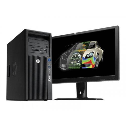 HP Workstation Z420 - CMT - 1 x Xeon E5-1650V2 / 3 5 GHz