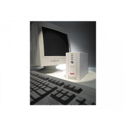 THREE YEARS APC BK350 Back-UPS System CS 350