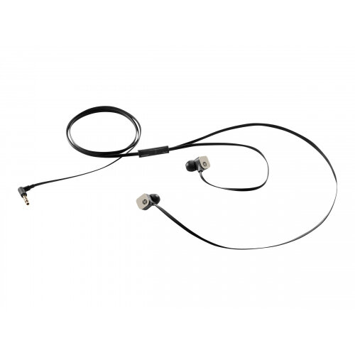 HP H2310 - Earphones with mic - in-ear - wired - 3 5 mm jack - silk gold -  for OMEN by HP 15