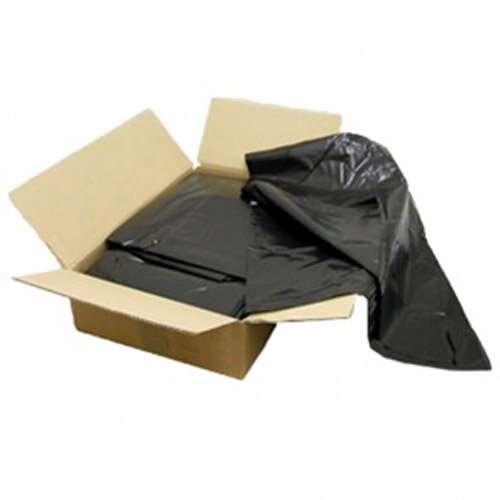 10 Pack of 140 Gauge Bag It Plastics Clear Heavy Duty Recycling Bags//Sacks//Refuse//Rubbish