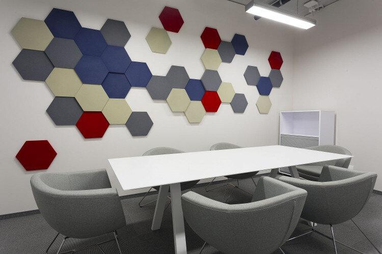 Fluffo Acoustic Wall Panels Huntofficeie