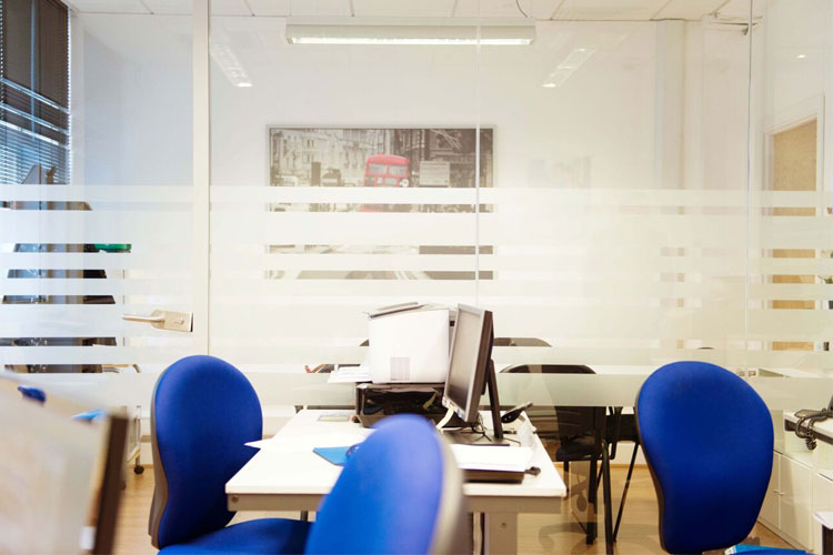 CBN Office Fitout in Dublin by HuntOffice Interiors Office and Meeting Area