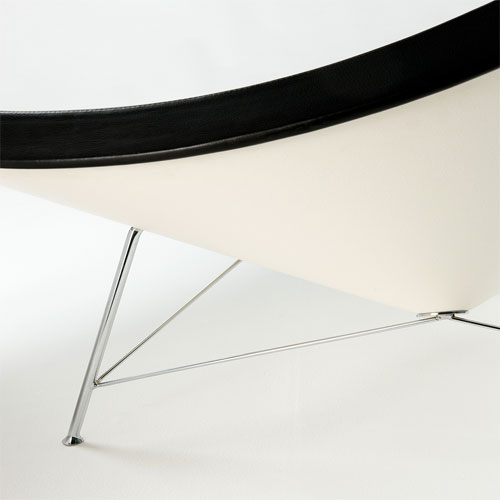 Herman Miller Nelson Coconut Lounge Chair