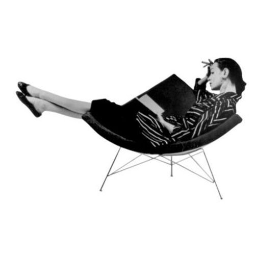 Amazing Herman Miller Nelson Coconut Lounge Chair