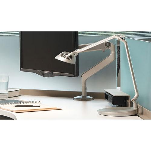 Humanscale Element Vision LED Light Black - HuntOffice.ie