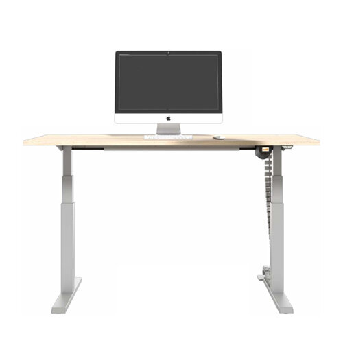 LEAP Electric Height Adjustable Sit Stand Desk W1400 x