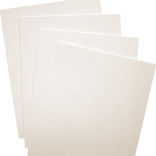 White Pack of 100 Sheets House of Card /& Paper A4 220 gsm Card
