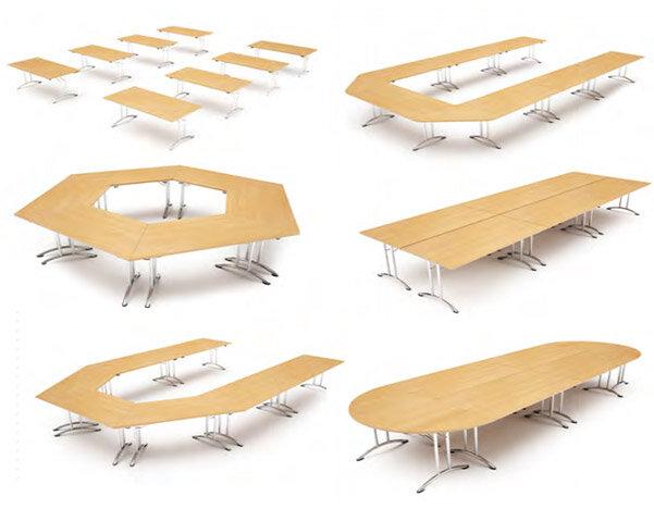 Morph Folding Tables ...