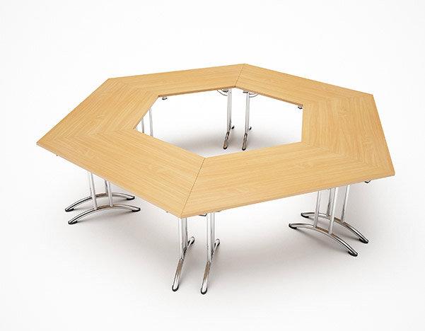 Perfect Morph Tilt Modular Tables