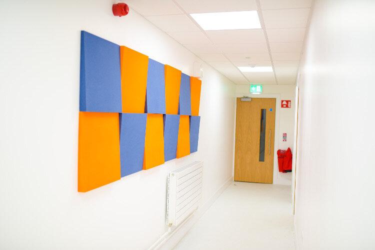 Moyross Community Development Limerick Fitout Project by HuntOffice Interiors Office