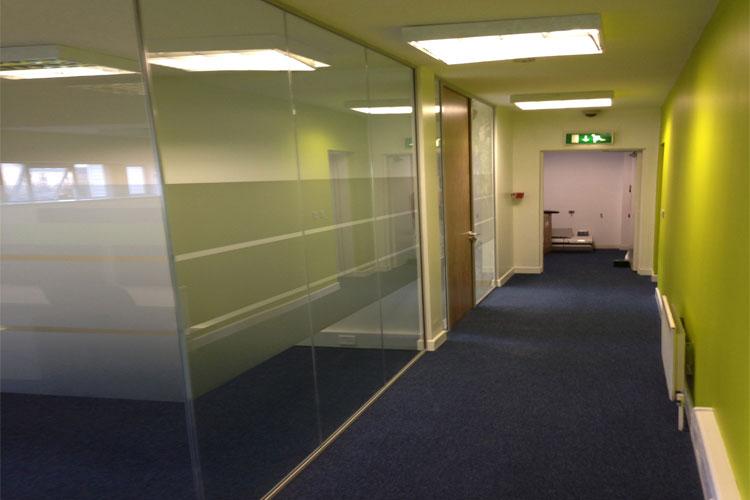 Nightling- Transport & Logistics Company - Office Fitout