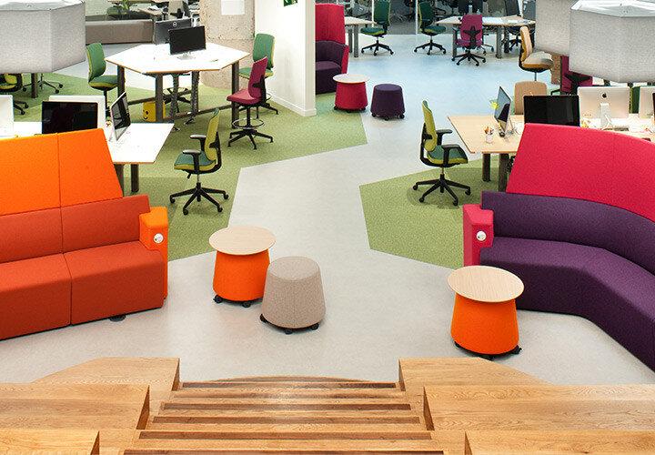 Visit Orangebox Office Furniture Showroom   LondonOrangebox Office Furniture Showroom in London   Huntoffice ie. Office Furniture Showroom Central London. Home Design Ideas