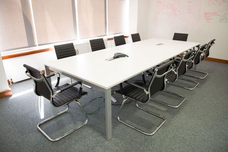 Sidetrade Boardroom Table