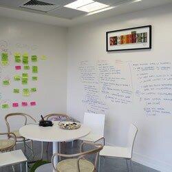 Smart Wall Whiteboard Paint White Primer Huntoffice Ie