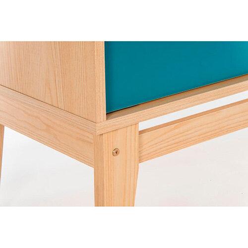 Contemporary Bureau Home Office Sideboard Desk