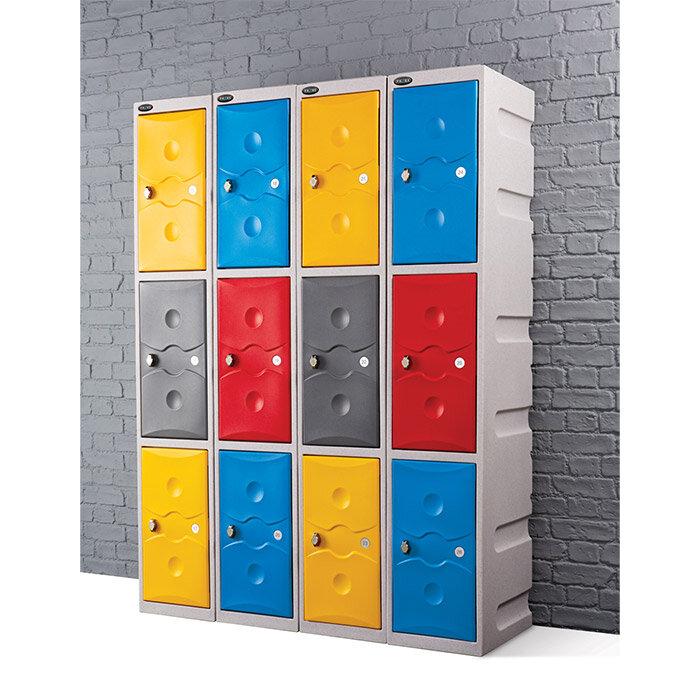 Ultra Box Plastic Lockers Huntoffice Ie
