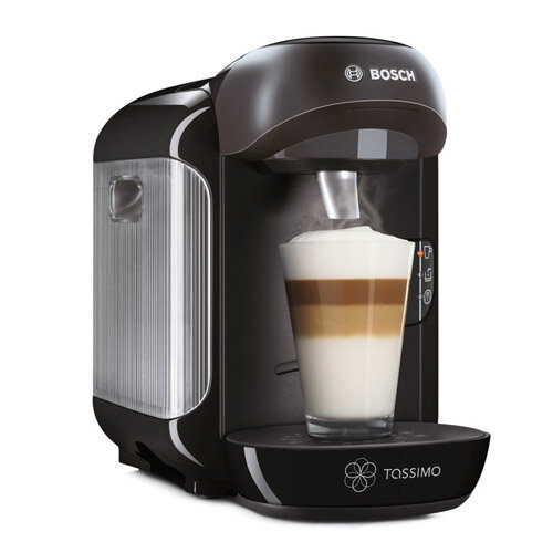 Tassimo Coffee Maker For Office : Bosch Tassimo Vivy Hot Drinks and Coffee Machine Black - HuntOffice.ie