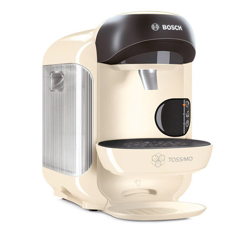 Tassimo Coffee Maker For Office : Bosch Tassimo Vivy Hot Drinks and Coffee Machine Cream - HuntOffice.ie